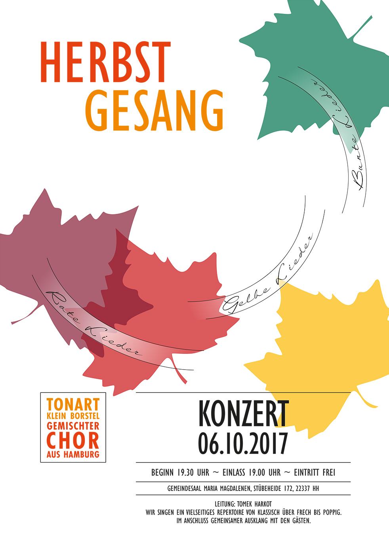 Konzert Herbst 2017